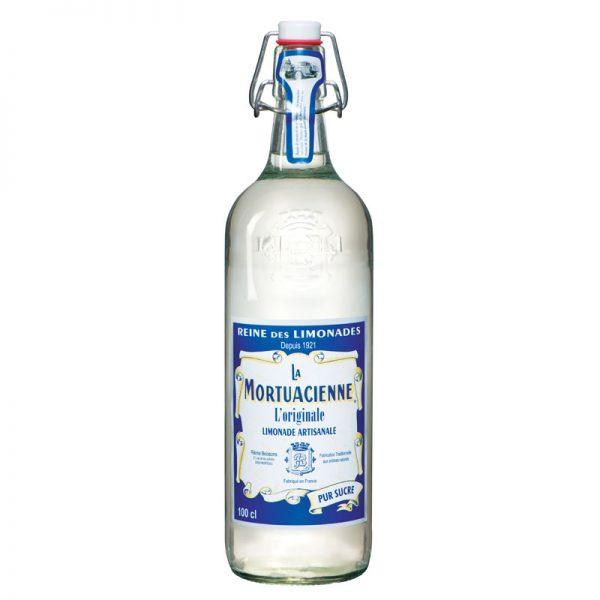 La Mortuacienne Original Artisanal Sparkling Limonade 1000ml