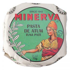 Paté de Atum Minerva 75g