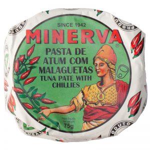 Minerva Hot Tuna Pate 75g