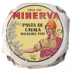 Paté de Cavala Minerva 75g
