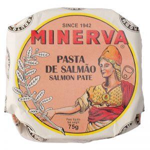 Paté de Salmão Minerva 75g