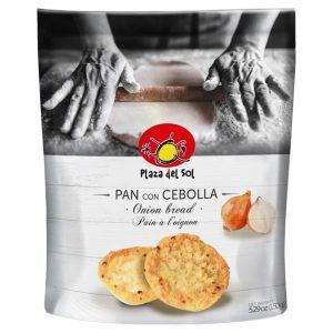 Pao com Cebola Plaza del Sol 150g