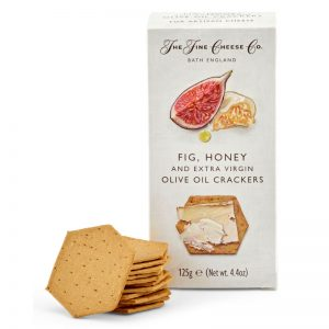 Crackers com Figo e Mel The Fine Cheese Co. 125g