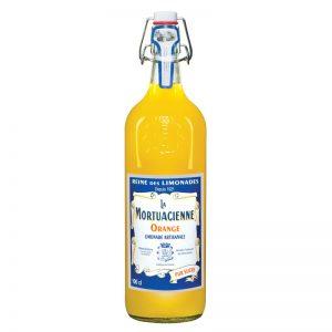 La Mortuacienne Orange Artisanal Sparkling Limonade 1000ml
