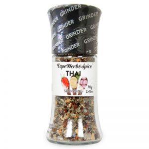 Moinho de Especiarias Thai Cape Herb & Spice 70g
