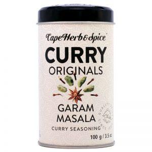 Tempero para Caril Garam Masala Cape Herb & Spice 100g