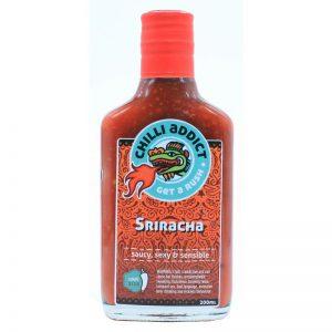 Chilli Addict Chilli Addict Habanero Sauce 200ml