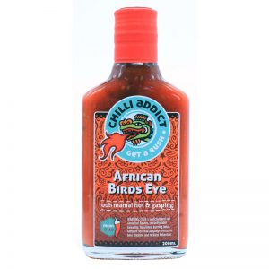 Chilli Addict Chilli Addict African Birds Eye sauce 200ml