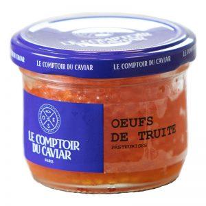 Ovas de Truta Le Comptoir Du Caviar 90g
