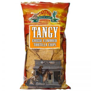 Cantina Mexicana Tangy Cheese Flavored Tortilla Chips 200g