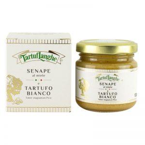 Tartuflanghe Mustard with Honey And White Truffle 100g
