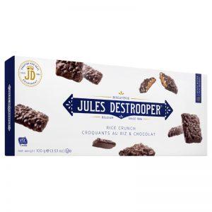 Crisps de Arroz Tufado Jules Destrooper 100g