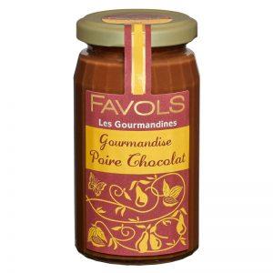 Doce de Pera e Chocolate Favols 270g