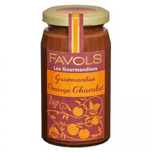 Doce de Laranja e Chocolate Favols 270g