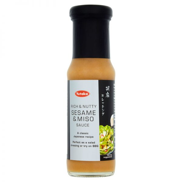 Yutaka Rich & Nutty Sesame & Miso Sauce 175g
