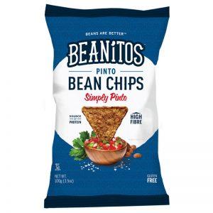 Chips Feijão Carioca Beanitos 100g
