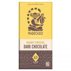 Chocolate Preto com Mel 63% Madécasse 75g