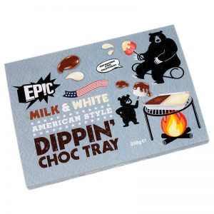 Epic Dippin Chocolate Tray 350g