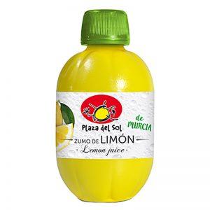 Sumo de Limão de Múrcia Plaza del Sol 280ml