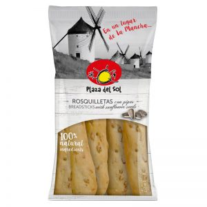Plaza del Sol Breadsticks with Sunflower seeds 100g