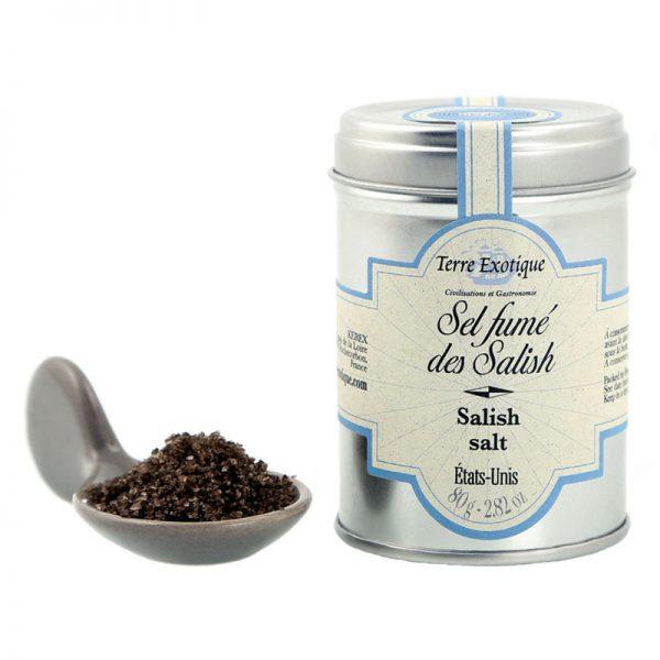 Terre Exotique Salish Salt 80g