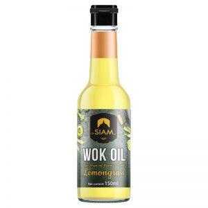 Óleo para Wok com Citronela deSIAM 150ml