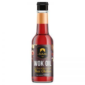 deSIAM Wok Oil Thai Chillies 150ml