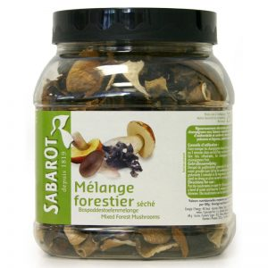 Sabarot Mixed Forest Mushrooms 250g
