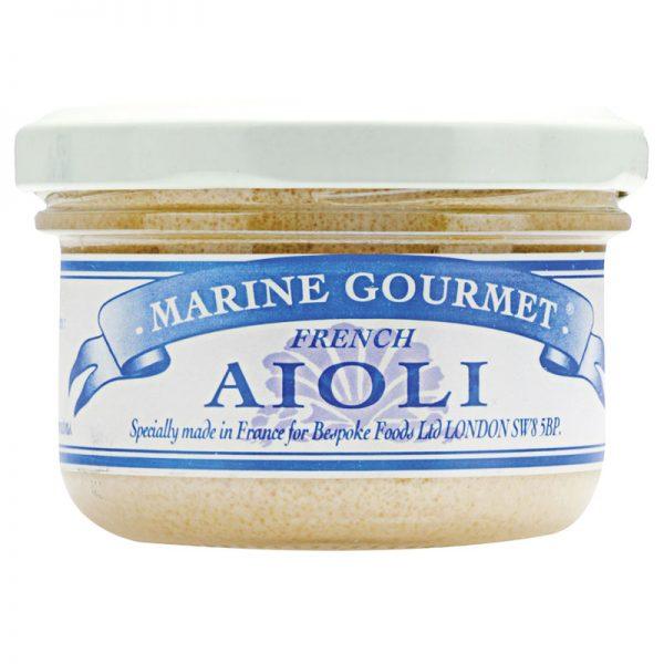 Marine Gourmet Marine Gourmet French Aioli Sauce 90g