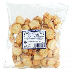 Marine Gourmet Marine Gourmet French Croutons with Garlic 100g