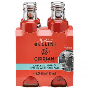 Cipriani Mocktail Bellini 720ml