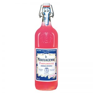 La Mortuacienne Pink Grapefruit Artisanal Sparkling Limonade 1000ml