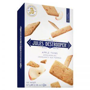 Thins de Maçã Jules Destrooper 67g