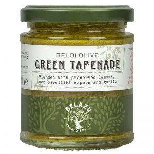 Belazu Beldi Olive Green Tapenade 160g