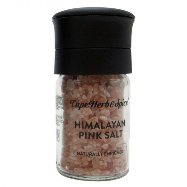 Moinho Cerâmico de Sal Rosa Cape Herb & Spice 75g