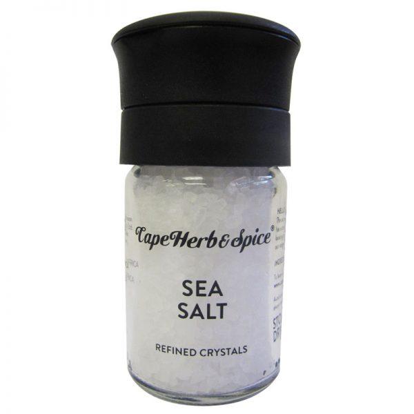 Moinho Cerâmico de Sal Marinho Cape Herb & Spice 75g