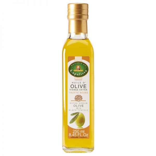 Huileries de Lapalisse Extra Virgin Olive Oil Black Truffle 250ml
