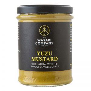 The Wasabi Company Yuzu Mustard 175g