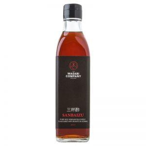 The Wasabi Company Sanbaizu  300ml