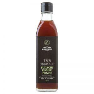 The Wasabi Company Sudachi Kombu Ponzu 300ml