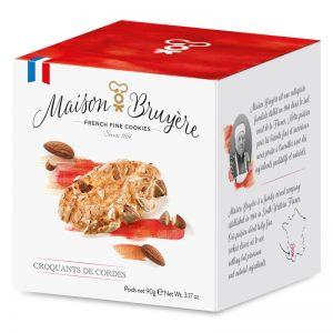 Maison Bruyère Almond Puffs 90g
