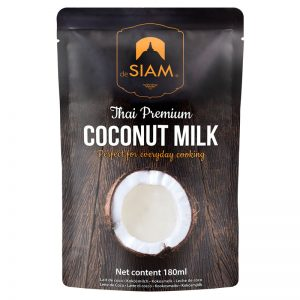 deSIAM Thai Premium Coconut Milk 180ml