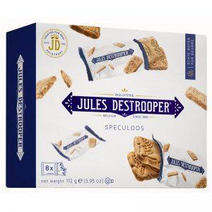 Biscoitos Caramelizados Speculoos Jules Destrooper 112g