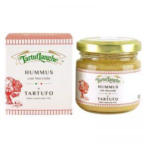 Hummus com Avelã e Trufa Tartuflanghe 90g