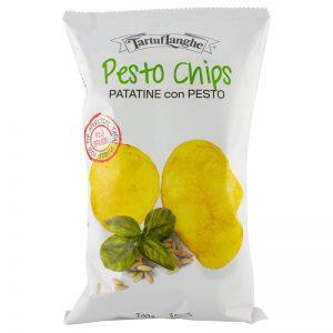 Tartuflanghe Pesto Chips 100g