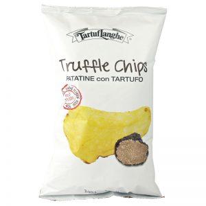 Batatas Fritas com Trufas Tartuflanghe 100g