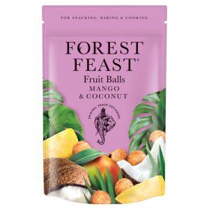 Fruit Balls de Manga e Coco Forest Feast 100g