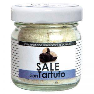 Sal com Trufa Preta de Verão Ori di Langa 30g