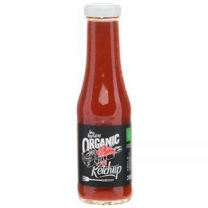 Ketchup Tomate Chili Biológico BioBandits 325ml