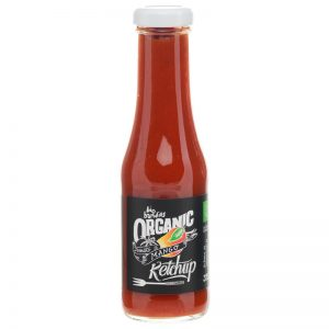 Ketchup Tomate Manga Biológico BioBandits 325ml